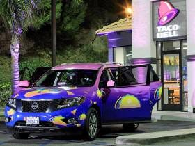 Lyft Is Partnering With Taco Bell, Which I'm Sure Won't End Poorly
