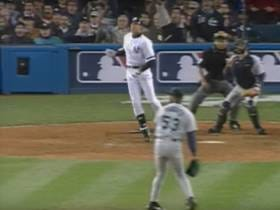Wake Up With David Justice Hitting A Go Ahead Three-Run Bomb In ALCS Game 6 (2000)
