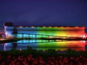 "Man Accidentally Turns His Christian Theme Park Into The Worlds Largest Gay Club By Trying To ""Re-Appropriate"" The Rainbow"