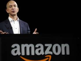 Jeff Bezos Briefly Passed Bill Gates As The World's Richest Person Today