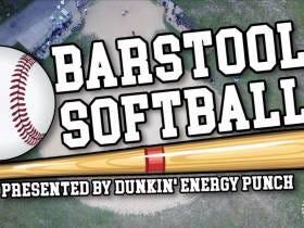 Soft Knocks: Barstool Softball Takes The Field