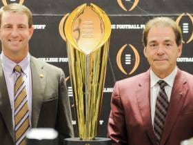 Nick Saban's Solution To The CFB Playoffs Proves He Is In Fact A Human Who Can Have Bad Ideas