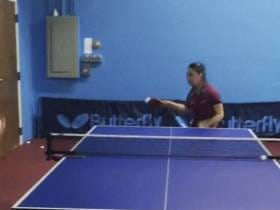 Don't You Dare Bring Your Weak Ass Serve On This Chick's Ping Pong Table
