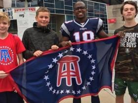 Viva La Stool from Matthew Slater to The Running Of The Bulls to Smackdown and Beyond