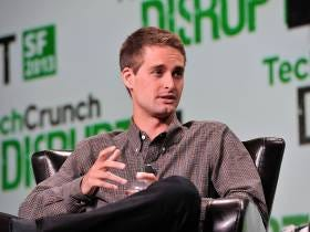 Hot Mic Catches Analyst Laughing At And Mocking Snapchat CEO Evan Spiegel