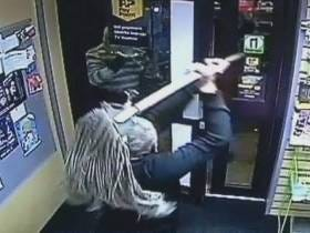 Scottish Man Tries To Rob A Store, Gets Beaten With Mop; Tries to Rob Another Store, Gets Beaten With Mop Again