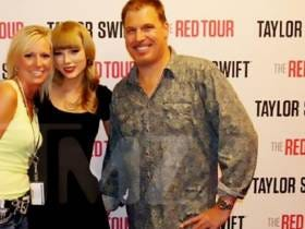 This Guy Who Allegedly Grabbed Taylor Swift's Ass Should Be In Jail For Life