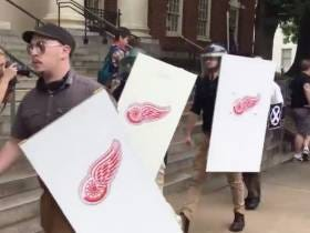The Detroit Red Wings Want It To Be Known That They Are Not White-Supremacists