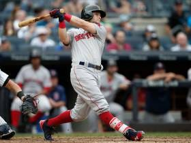 Andrew Benintendi Laid Down The Hammer Of God On Luis Severino And The Yankees