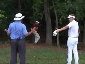 Ian Poulter Did Ian Poulter Things By Throwing A Tantrum And Yelling At A Rules Official