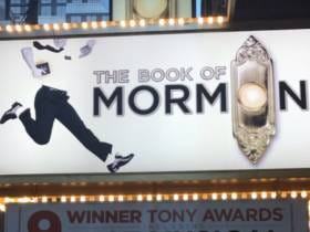 I Went To My First Broadway Show This Weekend