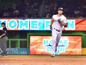 Giancarlo Stanton Has Homered Nine Times In His Last Ten Games, 21 Times In His Last 32 Starts