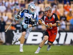 The Ohio Machine Get A Rematch Against The Denver Outlaws In The 2017 MLL Championship Game
