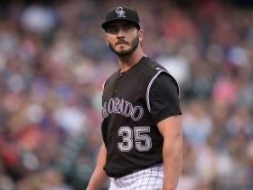 Chad Bettis Throws Seven Scoreless Innings In His First Start Since Beating Cancer. Twice.