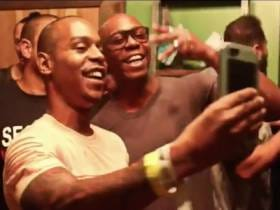 This Video Of Dave Chappelle Hanging Out With Dylan From Making The Band Just Made My Day