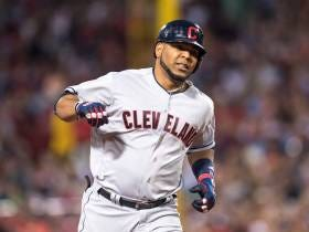 Edwin Encarnacion Took The Momentum That The Red Sox Had Coming Out Of That Yankee Series And Pissed On It