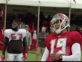 Robert Aguayo Getting Mocked By His Teammates For Missing Kicks Right Before Getting Cut By The Team Is So, So Brutal