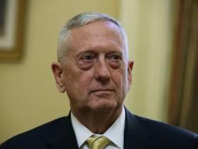 Secretary Mattis Congratulates Sailors On Not Being Pussies