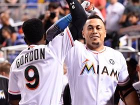 Giancarlo Stanton Has Homered In SIX STRAIGHT FUCKING GAMES