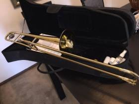 Someone Broke Into A Guy's Home And Violated His Trombone