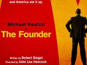 Natey Tomatoes Netflix Recommendation - The Founder