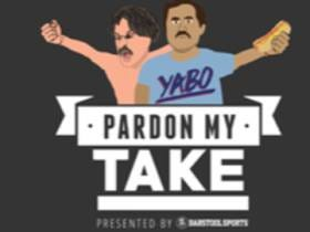 Pardon My Take 8/18 with Kate Fagan and Goodbye To Billy Football