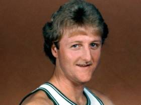 Today Is The 25 Year Anniversary Of Larry Legend Announcing His Retirement