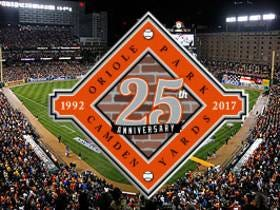 The Orioles Are Celebrating 25 Years Of Camden Yards This Weekend