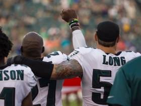Turns Out The Eagles Are Going To Be The Team To Solve Race Relations In America