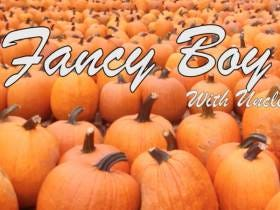 Fancy Boy: Pumpkin Beer SZN