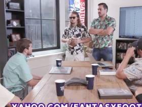 Yahoo Fantasy Football Smack Talk with Pardon My Take
