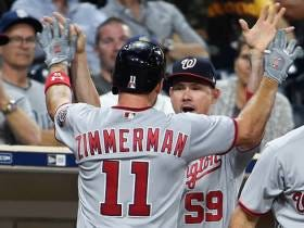 Ryan Zimmerman Is Once Again The Hero As The Nats Move To 25 Games Above .500