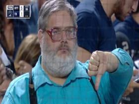 Of Course Thumbs Down Guy Is A Mets Fan