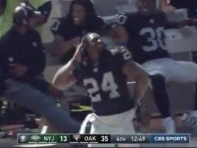 Marshawn Lynch Is The Happiest Person In The World When He's In Oakland
