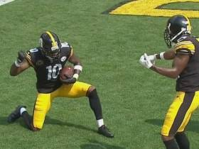 NFL Decides To Not Fine Martavis Bryant And Teammates Over TD Celebration Because They Couldn't Determine If They Were Playing Yahtzee or Backgammon