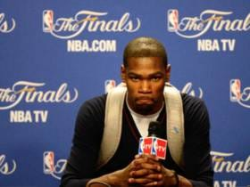 Kevin Durant Admits He Was A Triggered Little Bitch Boy Using Fake Accounts On Twitter, Says It Was