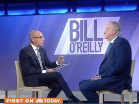 Bill O'Reilly And Matt Lauer Share HEATED Exchange Over Sexual Harassment Claims