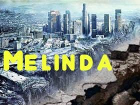 I Lived Through Earthquake Melinda