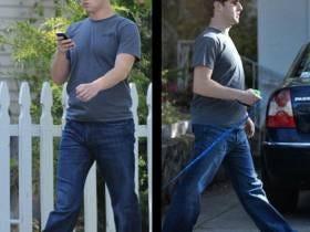 Zuckerberg Stole My Inverted Knees Look