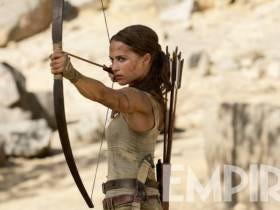 Alicia Vikander Is Playing Lara Croft Tomb Raider?  My Goodness.