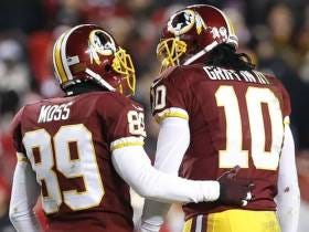 Ding, Ding, Ding! RG3 Vs Santana Moss Are Feuding HARD
