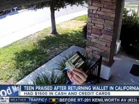 Kid Finds A Wallet Stuffed With $1,500 And Returns It Like An IDIOT