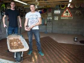 World's Best Son Refuses To Murder Father For Making Him Tile Garage In Pennies