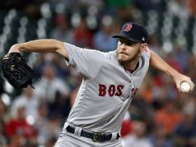 Chris Sale Becomes Second Pitcher In Red Sox History To Record 300-Strikeout Season In Sweep Of The Orioles