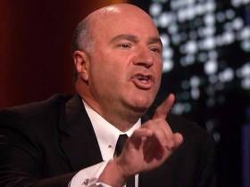 Kevin O'Leary Of Shark Tank Wanted To Buy The Coyotes And Move Them To Quebec City
