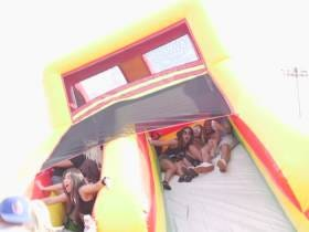 Here's The Time Riggs, Trent, Smitty, And A Billion Girls Almost Died When An Inflatable Slide Capsized