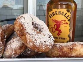 Fireball Bagels! Gather Around And Get Your Fireball Bagels!