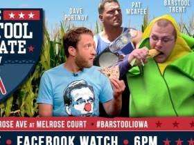 The Barstool TV Guide 9/22-9/24