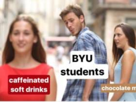 BYU Ends Their Ban On Caffeinated Beverages, Students Go BANANAS
