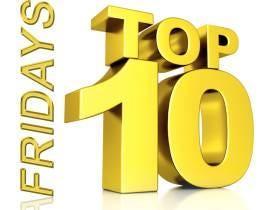 Friday's Top Ten Time Wasters - Carpool Karaoke